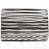 Silver Belt Buckle 25135