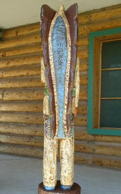 Southwest Decor Native Crafts Cigar Store Indians Alltribes
