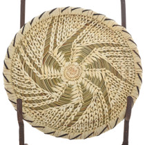 Papago Indian Handwoven Basket 22881