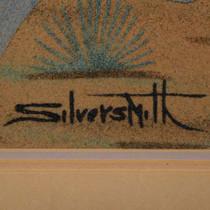 Navajo Keith Silversmith Artwork 25363
