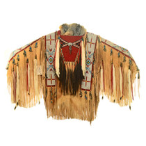 Plains Indian Warrior Shirt 27315
