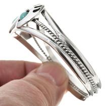 Ladies Bear Paw Silver Cuff Bracelet 22616