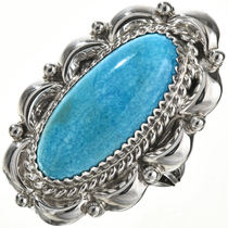 Ladies Turquoise Pointer Ring 23621