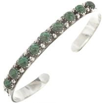 Hammered Sterling Ladies Bracelet 29228