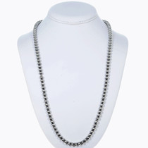 Navajo Desert Pearl Necklace 24812