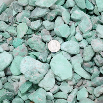 Green Variscite Rough 22188