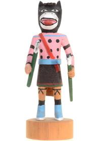 Frog Kachina Miniature Doll 27620