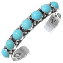 Ladies Turquoise Cuff Bracelet 24796