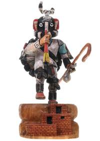 Hopi Kokopelli Kachina 22227