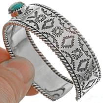 Navajo Hammered Silver 25480