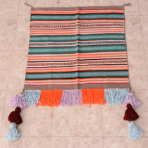 Navajo Sunday Saddle Blanket 28387