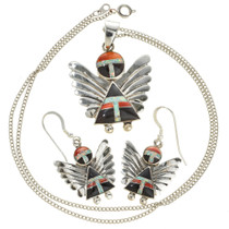 Angel Pendant Set 29522