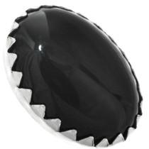 Black Onyx Tie Tack 13505