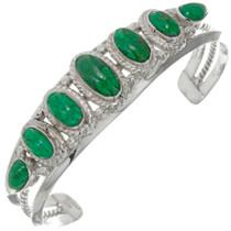 Green Turquoise Bracelet 26355