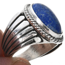 Navajo Big Boy Gemstone Ring 23453