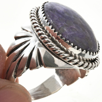 Mens Native American Big Boy  Ring 29100