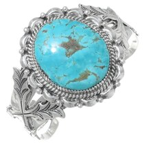 Turquoise Silver Bracelet 29020
