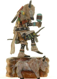 Hopi Hand Carved Kachina Doll 14854