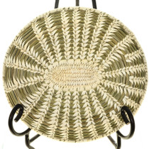 Papago Indian Oval Tray 28801