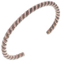 Copper Silver Cuff Bracelet 31758