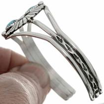 Navajo Silver Bracelet 26351