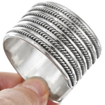 Navajo Twist Wire Bracelet 19907
