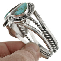 Native American Turquoise Bracelet 28361