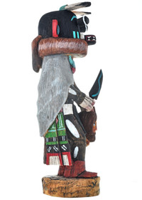 Hopi Priest Killer Carving 29581