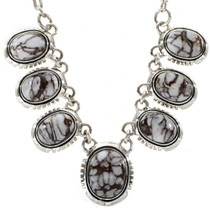 Southwest Silver Necklace 27706