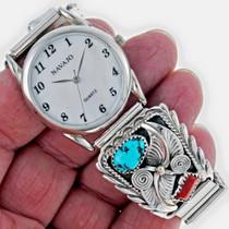 Southwest Turquoise Watch 24526
