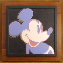 Mickey Mouse Painting 21291