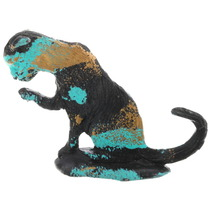 Southwest Turquoise Cat Knick Knack 13002