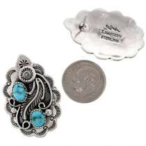 Navajo Made Earrings 22384