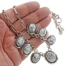 Southwest Silver Necklace 27704