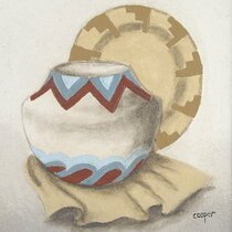 Southwestern Pottery Painting