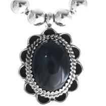 Black Onyx Necklace 28914