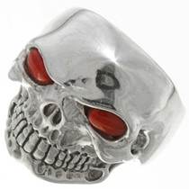 Ghost Rider Mens Ring 26736