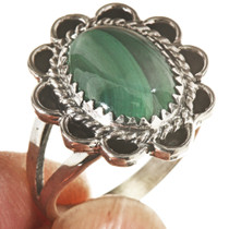 Southwest Gemstone Ladies Ring 28612