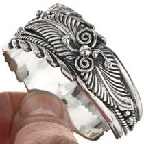 Sterling Silver Southwest Cuff Bracelet 29044