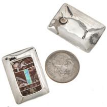 Opal Sterling Spouthwest Post Earrings 29530