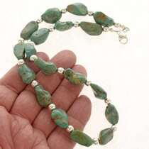 American Indian Bead Necklace 25091