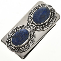 Navajo Lapis Money Clip 29102