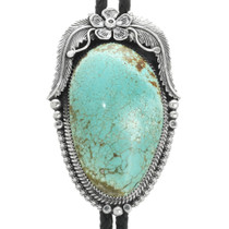 Turquoise Sterling Bolo Tie 28911