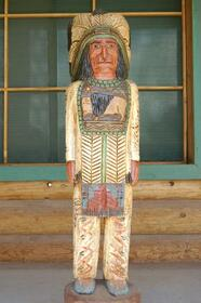 Cigar Store Indian 33958