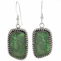 Kingman Turquoise Earrings 28522
