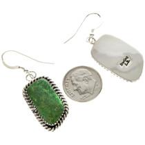Native American Turquoise Earrings 28522