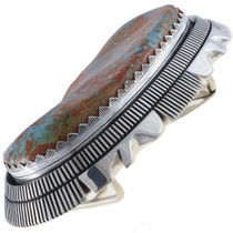 Navajo Made  Belt Buckle 24887