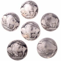 Genuine Buffalo Nickel Buttons 20232