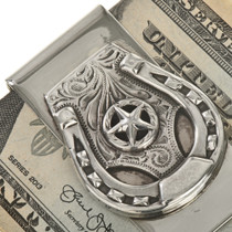 Texas Star Western Money Clip 28823