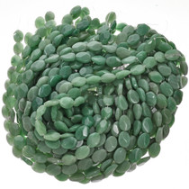 13mm by 18mm Aventurine Beads 16 inch Strand